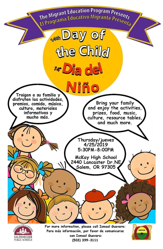 Day of the Child Poster